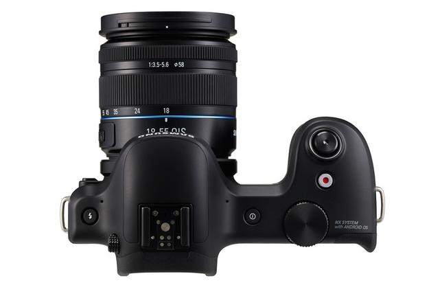 фотоаппарат Galaxy NX
