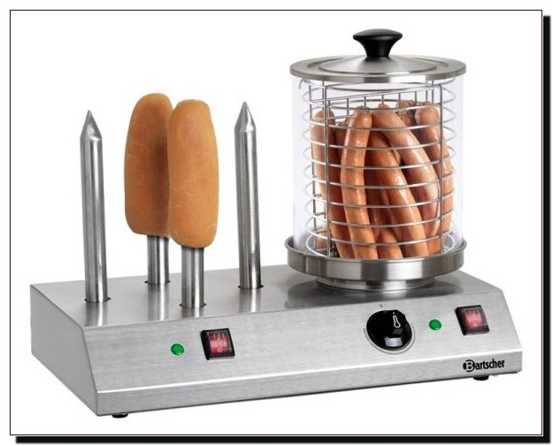 Аппарат для производства хот-догов