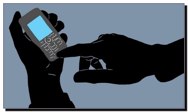 SMS-мошенники